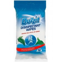 Disinfectant Wipes pack of 50