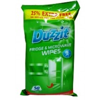Fridge and Microwave Wipes pack of 50
