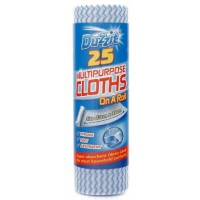 Multipurpose Cloths roll of 25