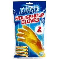 Household Gloves Medium pack of 2 pairs