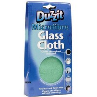 Microfibre Glass Cleaning Cloth