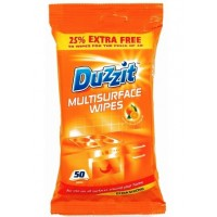 Multi-surface Wipes pack of 50