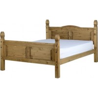 Corona Pine King Size Bed 5ft