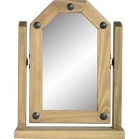 Corona Pine Single Swivel Mirror