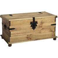 Corona Pine Single Storage Chest