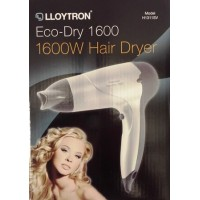 Hair Dryer 1600W