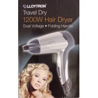 Travel Hair Dryer 1200W