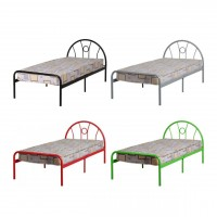 Nova Single Bed 3ft Various Colours