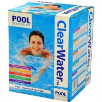 ClearWater Pool Starter Chemical Kit - CH0016
