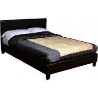 Prado Double Bed 4ft in Black