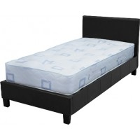 Prado Single Bed in Black 3ft